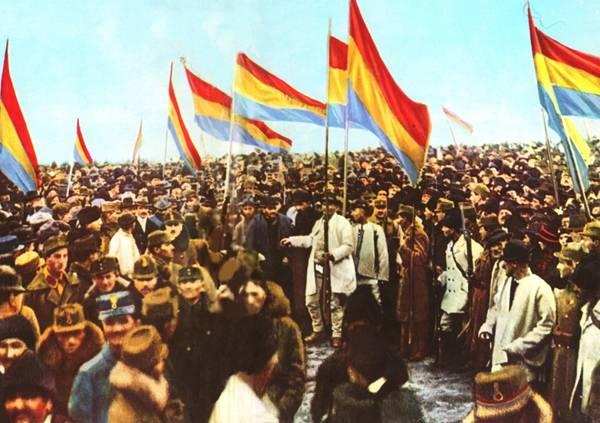 Marea Unire de la Alba Iulia