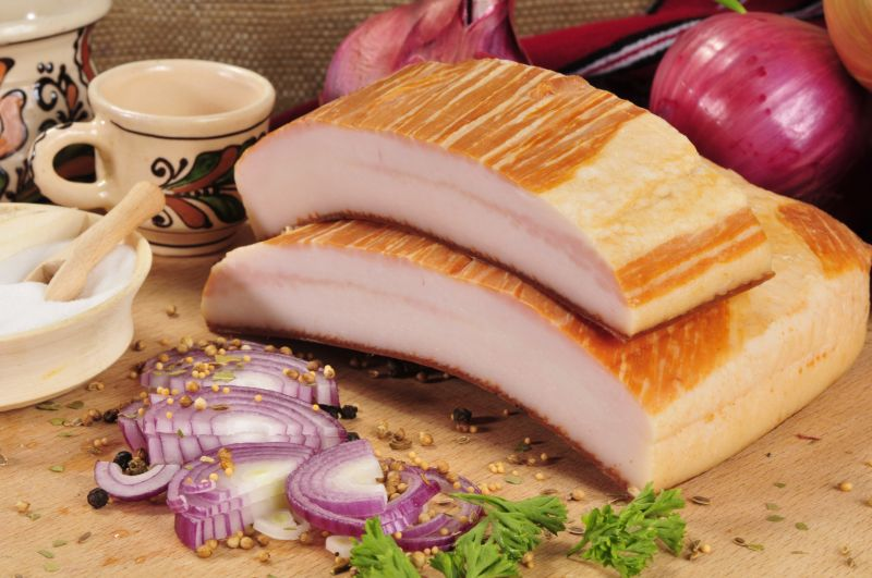Slanina aliment care vindeca boli