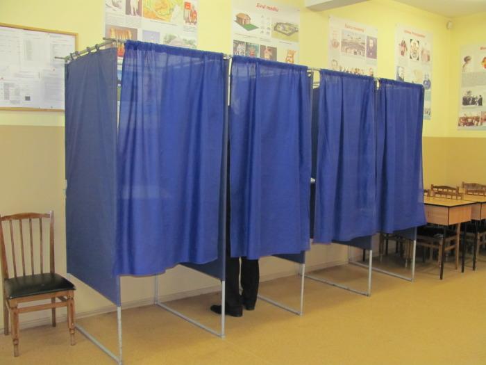 Prezenţă la vot de 75% la o secţie din Giurgiu. Numărul votanţilor pe listele permanente, egal cu cel al votanţilor pe liste suplimentare