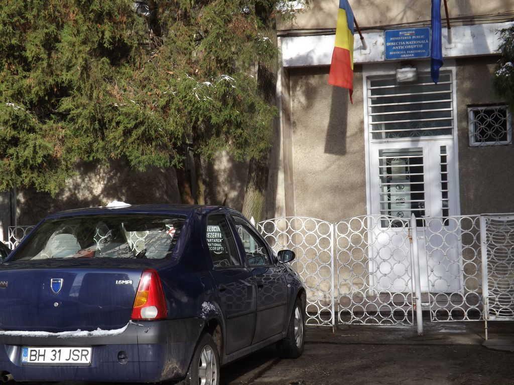 Politistul a fost retinut de catre procurorii DNA Oradea