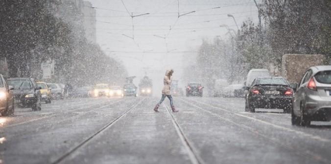 zapada ninsoare fulgi de zapada