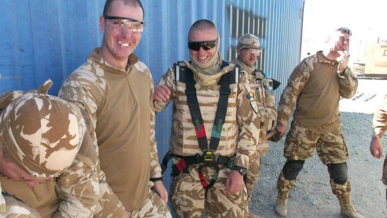 Un militar român a transmis un mesaj politicienilor