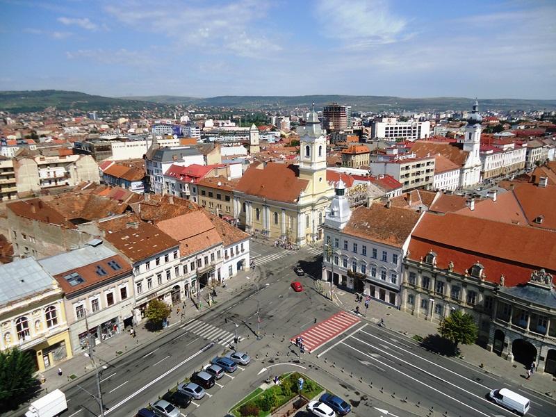 Municipiul Cluj-Napoca