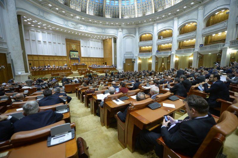 Parlamentari romani / Sursa foto: MEDIAFAX FOTO