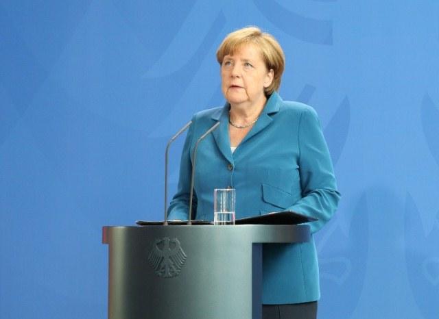 Angela Merkel a fost realeasă în fruntea Uniunii Creştin-Democrate