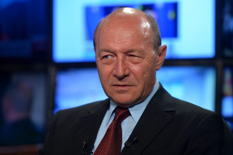 Traian Basescu / Sursa foto: MEDIAFAX FOTO