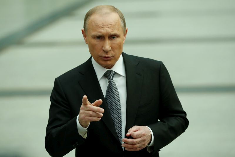 Vladimir Putin vorbeste despre Transilvania