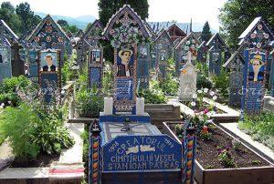 cruci cimitirul sapanta