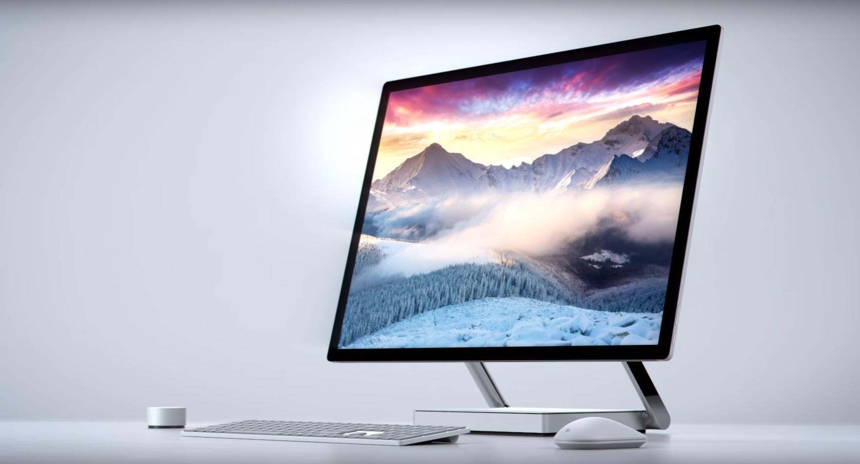 Microsoft lansează Surface Studio, primul PC all-in-one al companiei, în lupta cu iMac de la Apple