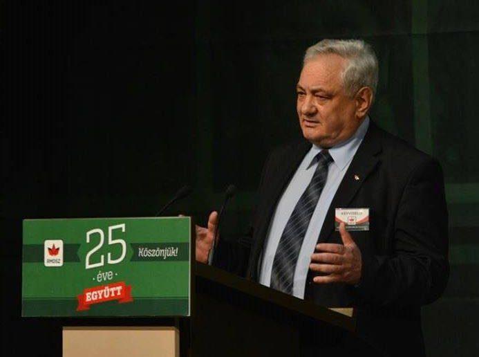 Cel mai longeviv parlamentar din Sălaj. Candidează pentru al şaptelea mandat în Parlamentul României