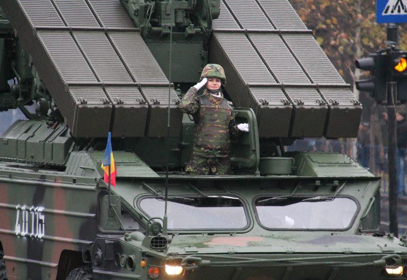 Paradă militară de 1 Decembrie 2016