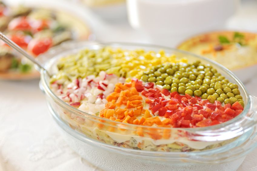 Rețetă gustoasă salată de boeuf