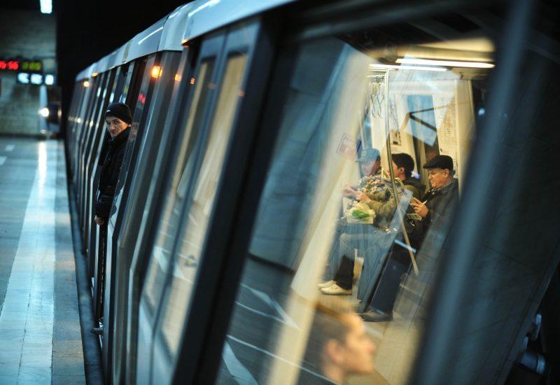 Circulație îngreunată la metrou