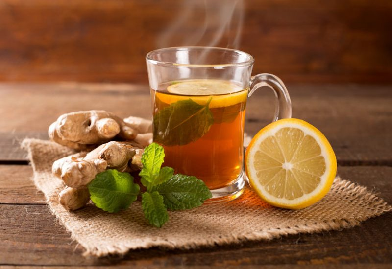 Efectele benefice ale ceaiului de ghimbir