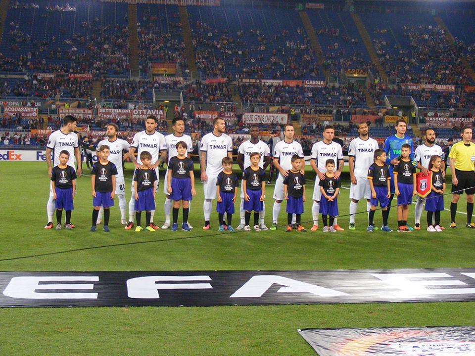 Astra Giurgiu s-a calificat în șaisprezecimile Europa League