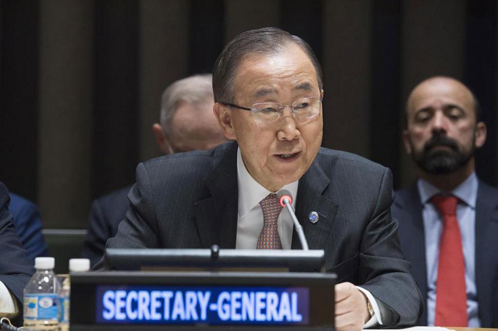 ONU recunoaște în premieră că e responsabilă de epidemia de holeră din Haiti
