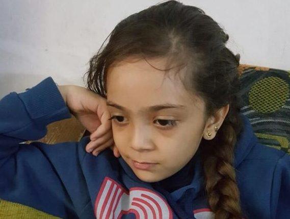 """Noi vești despre Bana Alabed, fetița din Alep care păstrează un jurnal online. """"Suntem sub atac"""""""