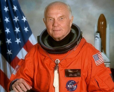 Astronautul John Glenn a murit la 95 de ani