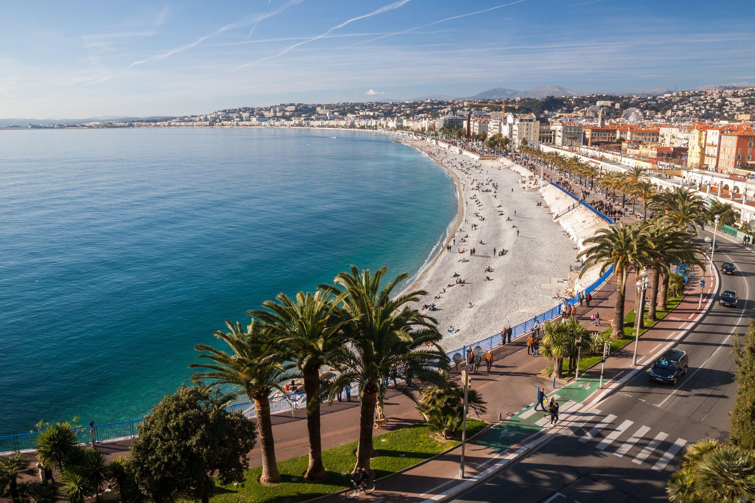 Nisa, Franța