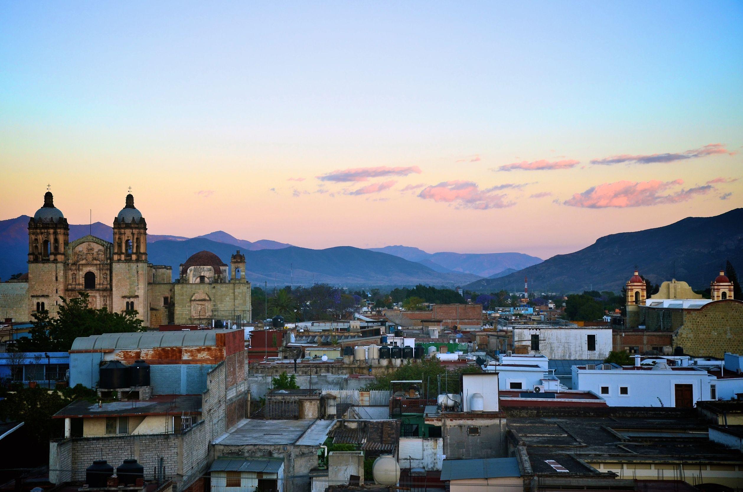 Oaxaca, Mexic