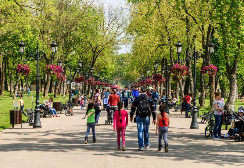 Cum va arăta România în 2050