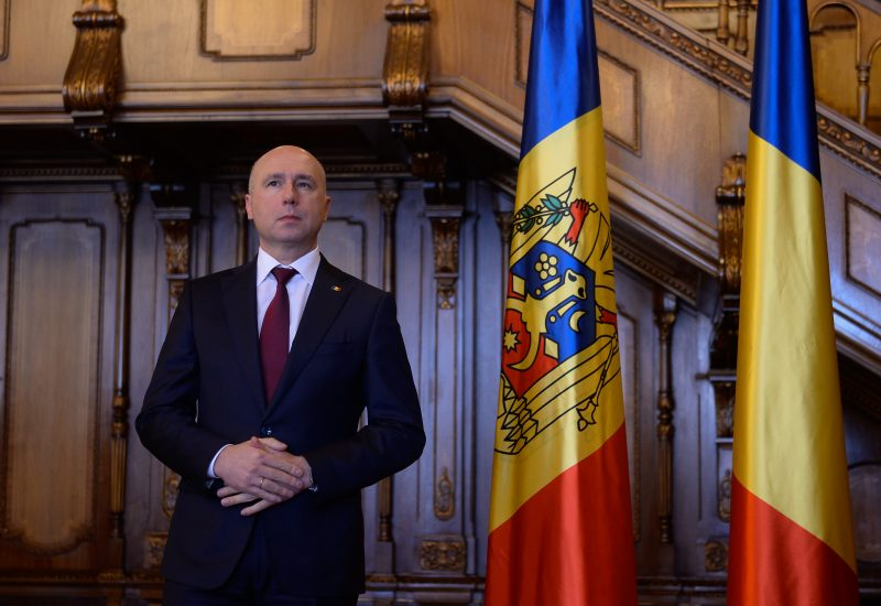 Pavel Filip primul ministru al Republicii Moldova