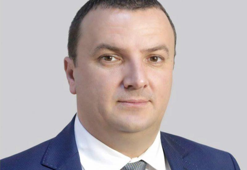 Călin Dobra, președinte CJ Timiș