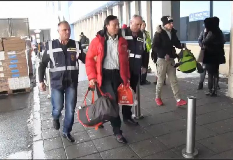 Cetăţeanul chinez a fost expulzat din România după ce a săvârşit o crimă