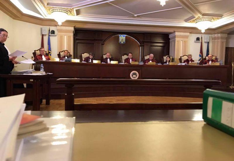Curtea Contituţională se pronunţă azi în legătură cu Ordonanţele de urgenţă