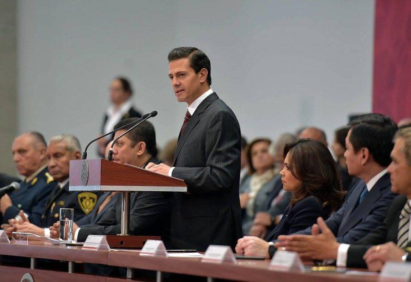 Enrique Peña Nieto susţine că nu va plăti pentru zidul propus de Donald Trump între Statele Unite şi Mexic