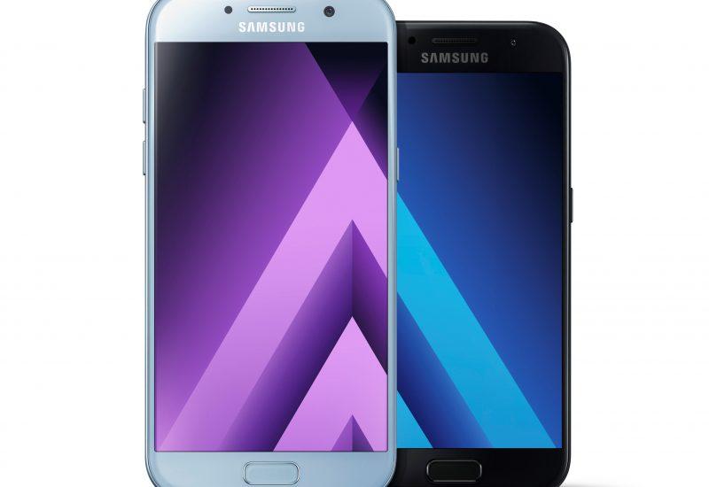 Samsung lansează noua gamă de smartphone-uri Galaxy A 2017