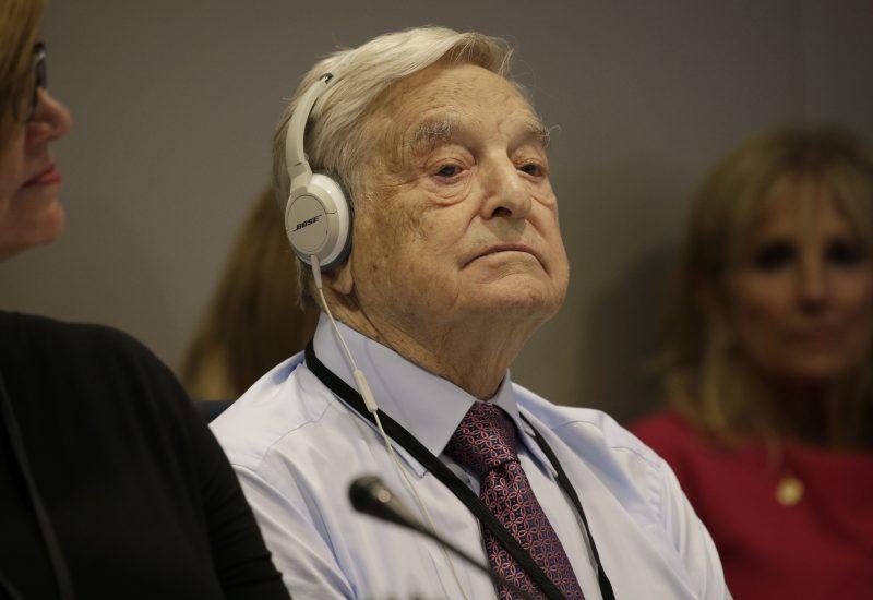 George Soros, acuzat că finanţează ONG-uri din Ungaria