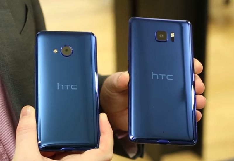HTC U Ultra vine cu un program de inteligență artificială și ecran secundar pentru notificări, în timp ce versiunea mai mică, HTC U Play, are doar Sense Companion, softul de AI