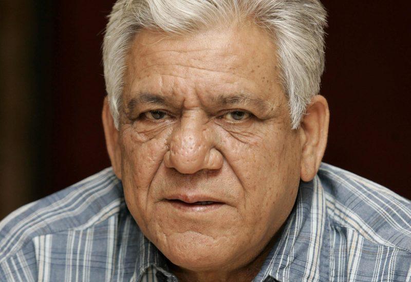 Actorul Om Puri a murit