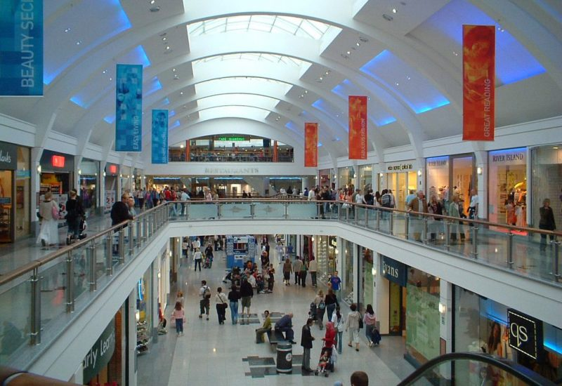 Reduceri in marile mall-uri
