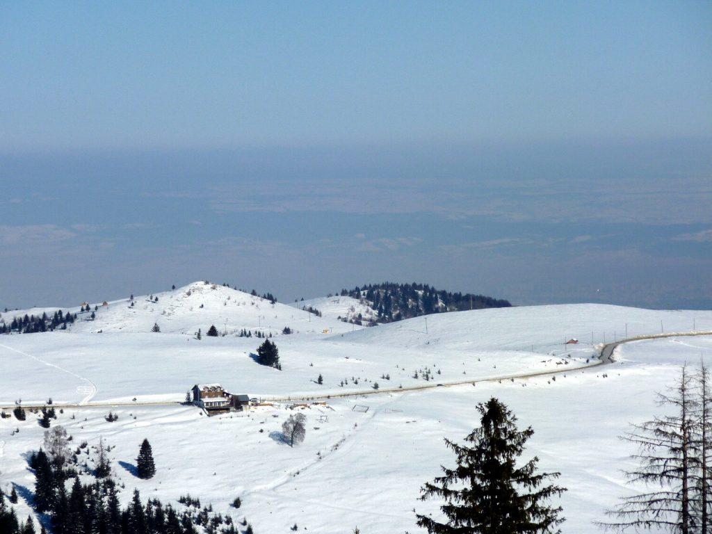 Stațiunea Păltiniș este cea mai veche stațiune montană din țară