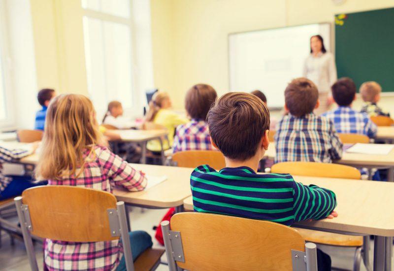 Focar TBC la o scoala privata
