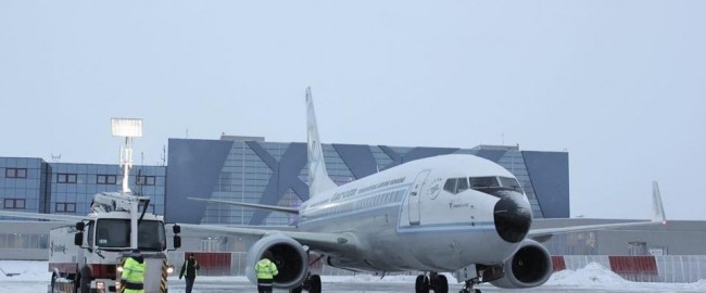 Zele zboruri anulate de Tarom din cauza vremii