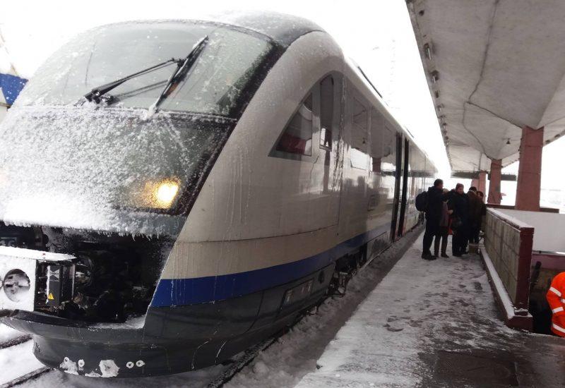 Studenţii vor avea gratuitate la călătoriile cu trenul