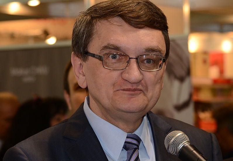 Proteste împotriva Avocatului Poporului Victor Ciorbea