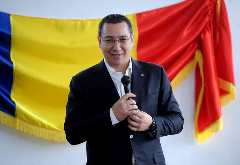 Victor Ponta acuză că dosarul său şi al lui Dragnea au fost fabricate în birourile lui Băsescu şi Iohannis