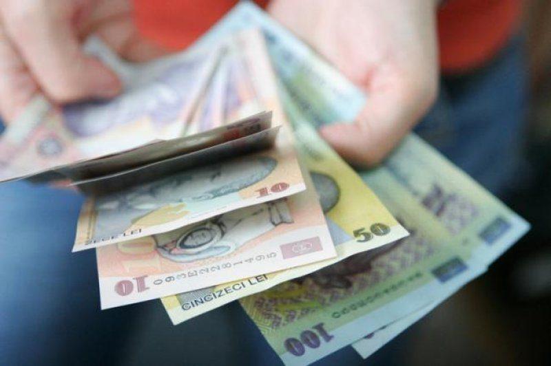 salariu - bani