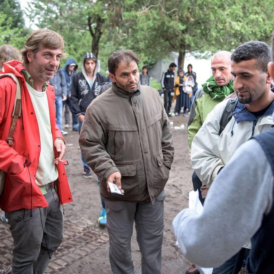 Activist Drepturile Refugiaților