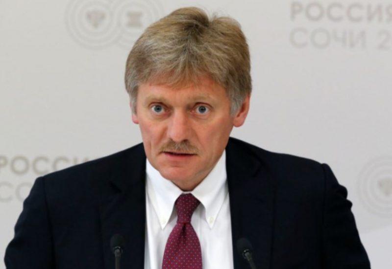 Purtatorul de cuvant al Kremlinului, Dmitri Peskov