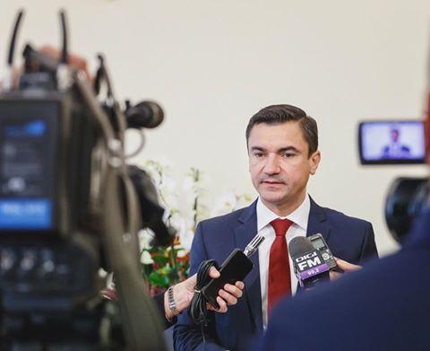 Excluderea lui Mihai Chirică din partid, decisă de PSD Iaşi