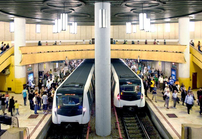 Controale demarate de ISU București-Ilfov și IGPR la comercianții din stațiile de metrou