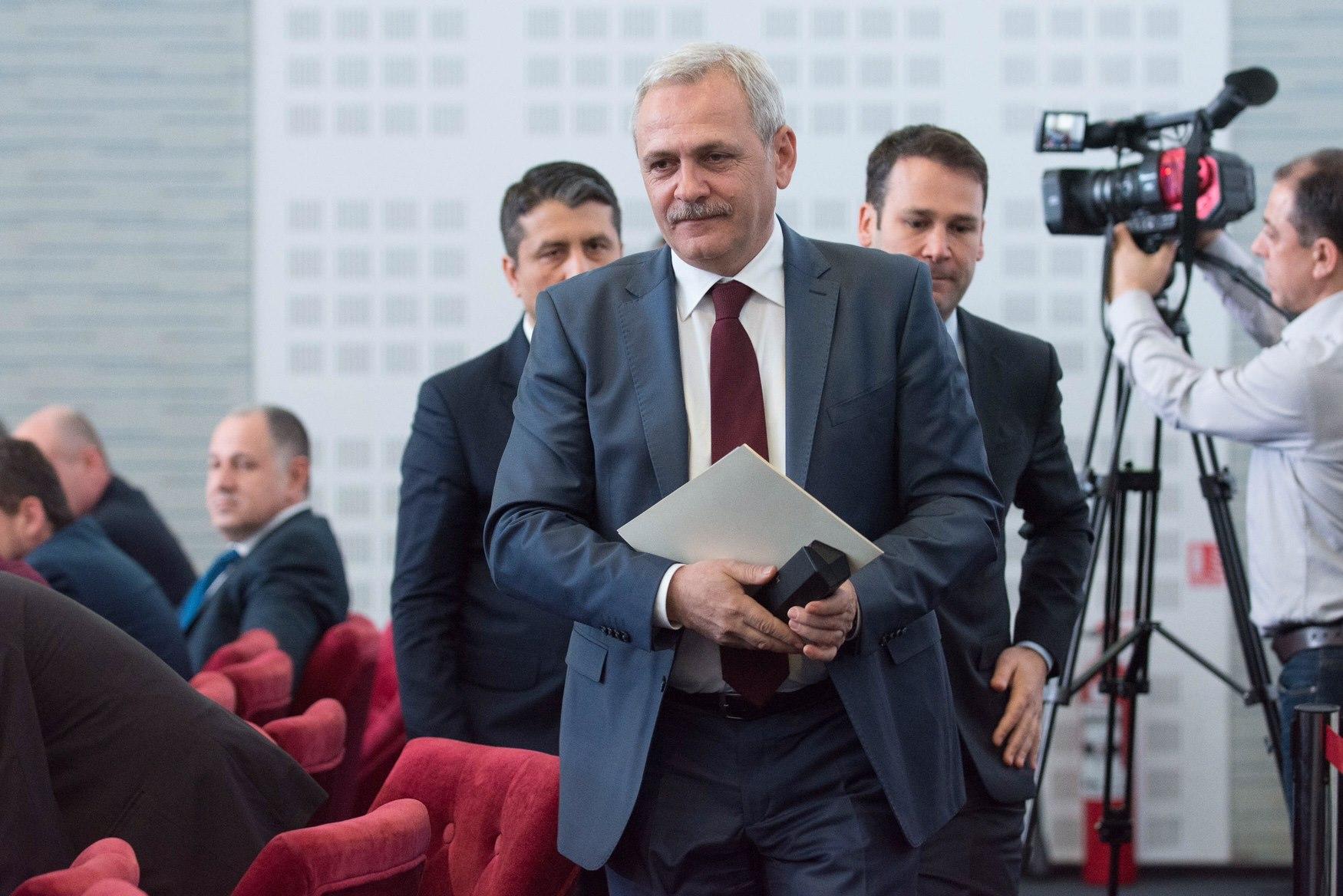 Dragnea: Apreciez înţelepciunea lui Iohannis; doreşte consultări cu majoritatea parlamentară pentru desemnarea şefului SIE