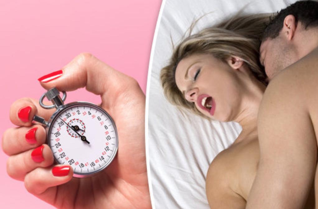 4 sfaturi pentru un orgasm de 60 de secunde