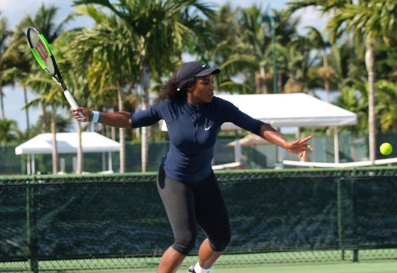 Serena Williams record tenis