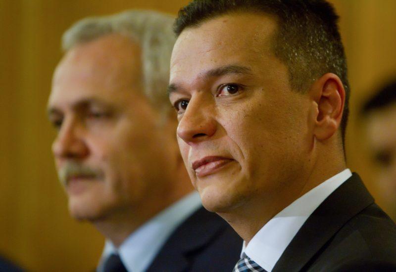 Sorin Grindeanu despre schimbul de replici dintre Liviu Dragnea și Victor Ponta